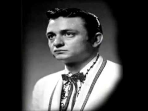 Johnny Cash - I Couldnt Keep From Cryin