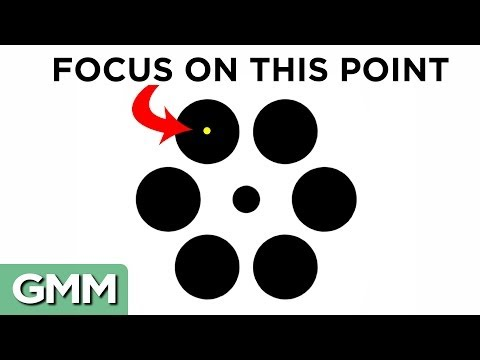 10 Best Optical Illusions of 2014