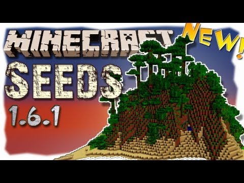 [1.8] TOP SEEDS IN MINECRAFT !!! [World-Generator-Seeds] [HD+]