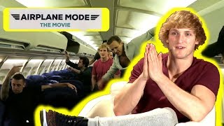 Airplane Mode (2017) Film - Talking With Logan Paul about His Movie