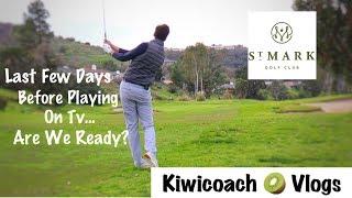 Golf Course Vlog - Kiwicoach Preps For Japan Episode 2 (Kiwicoach Vlogs)