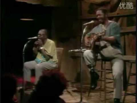 Key of F# - Packin' Up - Sonny Terry&Brownie McGhee