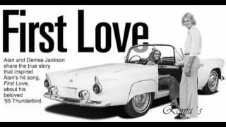 Watch Alan Jackson First Love video