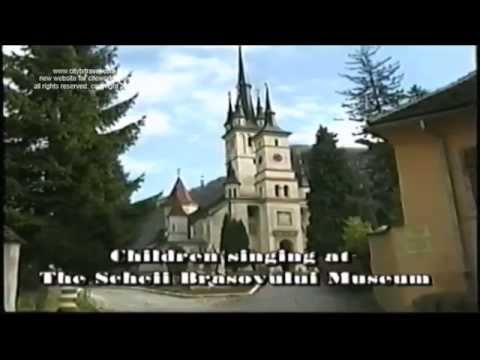 ROMANIA, BUCHAREST, VISTED BY City Tv Travel