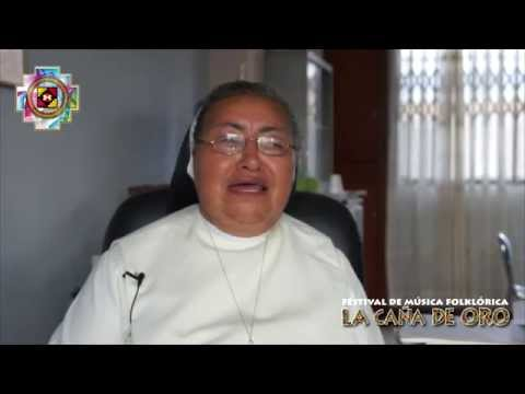 Sor Clara Inés Pardo   La Caña de Oro 2014