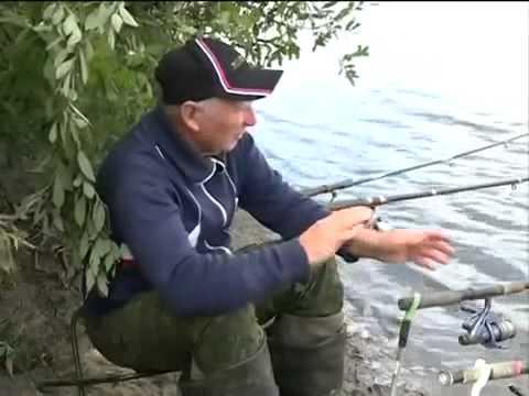 рыбалка в украине видео на карпа весной