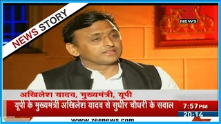 Exclusive: In conversation with Akhilesh Yadav, CM of Uttar Pradesh