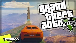 THE BIGGEST GTA 5 JUMP THERE IS! | GTA 5 Funny Moments | E421 (with The Sidemen) (GTA 5 Xbox One)