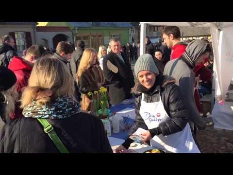 Užgavėnės Rumšiškėse, Uzgavenes Rumsiskese, 2015, HD, 33 sekundės