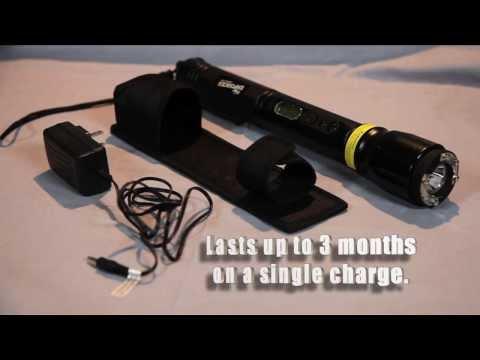 ZAP Enforcer 2 Million Volt Stun Gun Flashlight - ZAP Enforcer introduction video.
