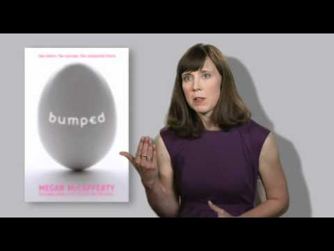 Megan McCafferty Talks About BUMPED