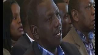 DP William Ruto sings Carol Wanjiru Song