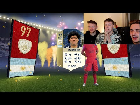 THE WORLDS BEST ICON + 44 INFORMS IN A PACK!!! - TOP 100 MONTHLY REWARDS