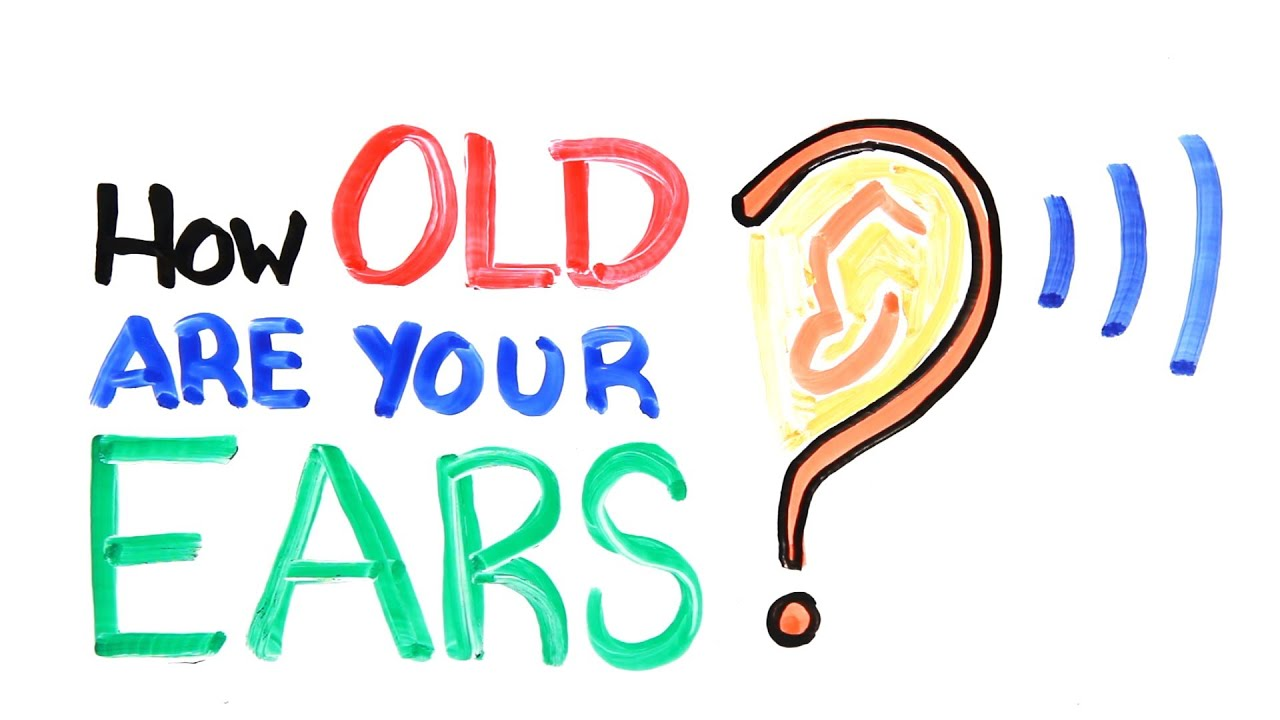 How Old Are Your Ears? (Hearing Test) - YouTube