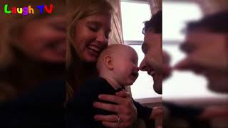 Babies's Reaction wen Daddy Comes Home Videos Compilation