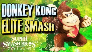Smash Ultimate: Donkey Kong Elite Smash