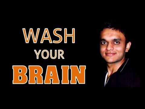Wash Your Brain | Inspirational Video In Hindi | Vasant Chauhan video
