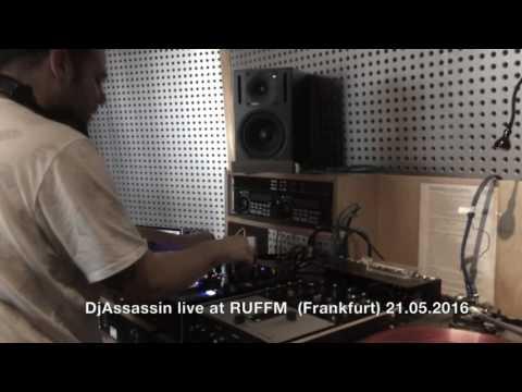 DjAssassin live at RuFFM (Frankfurt/Germany) 21.05.2016