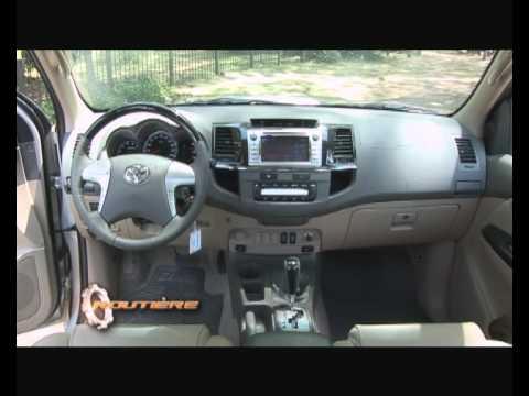 Routiere Test Toyota Hilux SW4 A.T. 2012 Pgm 162. avi