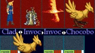 openbor Final fantasy VII   Hyper Rage