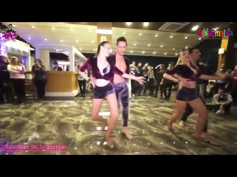 Power of Dance Team On2 Mambo Show - Iskenderun Salsa Weekend