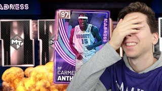 I Pulled *3* PINK DIAMONDS out of March Madness Packs! NBA 2K19 Pack Opening