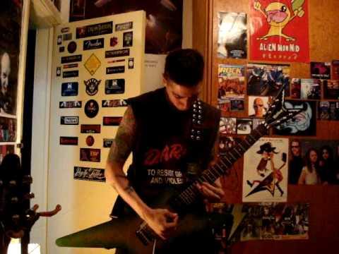 TOÑO DISTORTION PLAYS JOE STUMP´S ULTRAVIOLENCE