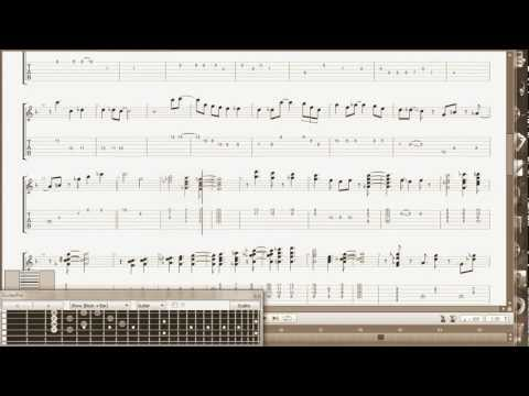 Ed Bickert - Easy to Love - Transcription (guitar score and tabs)
