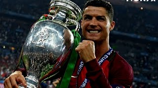 Cristiano Ronaldo ● Hard Way ● EURO 2016 WINNER ● Skills & Goals ● HD