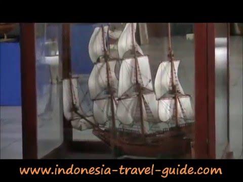 Jakarta Tourism -  Maritime Museum -  Indonesia Tourism