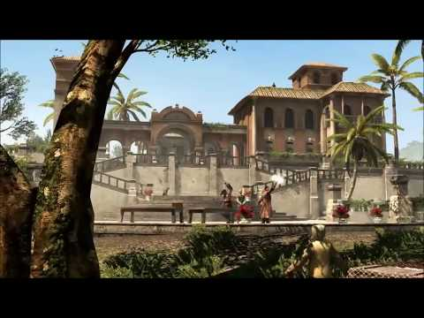 Assassin's Creed 4 Black Flag Full Movie All Cutscenes Cinematic