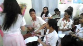 Amazing! Cute girl proposes to a boy.