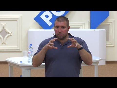 Дмитрий ПОТАПЕНКО: Своих ИЛОНов МАСКов в России не будет, пока не изменится система управления