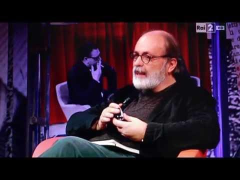 (Rai 2) Marco Giusti e Tatti Sanguinetti parlano di Perfidia di Bonifacio Angius