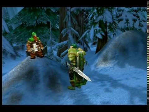 The Road to Ironforge (WoW Machinima)