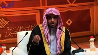لقاء مفتوح  للشيخ صالح المغامسي مع طلاب جامعة القصيم 21ـ3ـ1438هـ