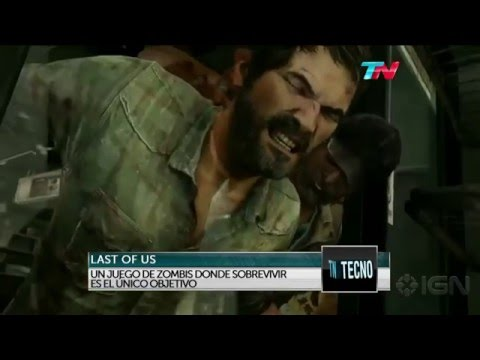 TN Tecno 190-3 Anticipo E3 y The Last of Us