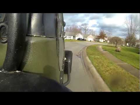 GoPro 3 Black: Jeep CJ w/ Cummins 4bt