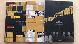 ♡Unboxing Stray Kids 스트레이키즈 Special Album Clé 2: Yellow Wood (Clé 2, Yellow Wood & Limited Ver.)♡