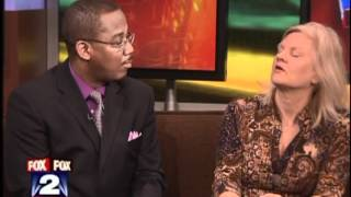 "Little Willie John book: ""FEVER"" interview Fox 2 Detroit"