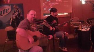 Mike & Lee Acoustic - Stand By Me [Live @ Longhorn Cafe]