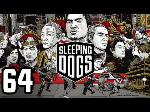 Sleeping Dogs - HORSEFACE - Part 64 thumbnail