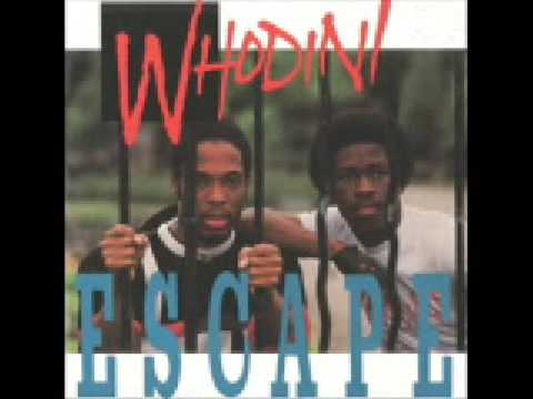 Whodini- Friends video