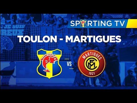 [A METTRE EN HD] Découvrez le résumé du match entre Toulon et Martigues dans le cadre de la 3ème journée de National 2. Retrouvez tous les résumés sur www.sctoulon.fr.