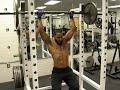 "Courtland ""Mowgli"" Marriner - Advanced Core Exercises - God-Body Squad"