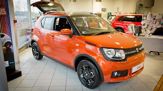 Review of the 2017 Suzuki Ignis