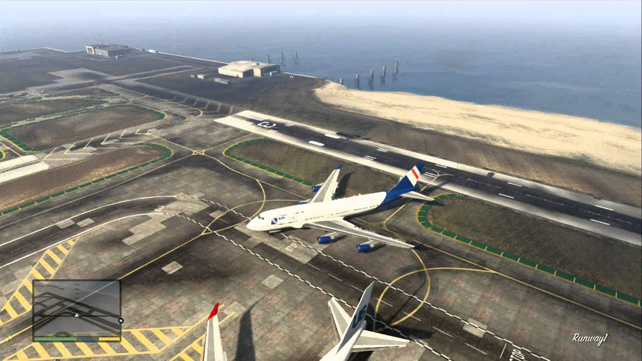 Fastest Plane In The World >> GTA V: Biggest Plane Ever ! - YouTube