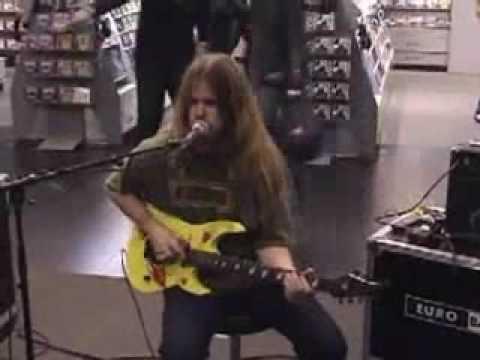 Mattias Eklundh - Freak guitar demo