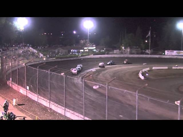 Bakersfield Speedway Recap 3-16-13