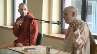 2011.04.27. Mantra Meditation Lecture, HG Sankarshan Das Adhikari - Elektrenai, LITHUANIA